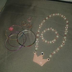 Pretty pretty princess jewelry bundle